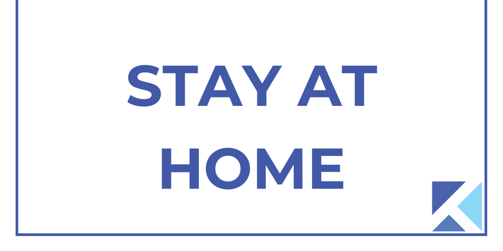 Kara Accountants Update 24th March – Stay At Home